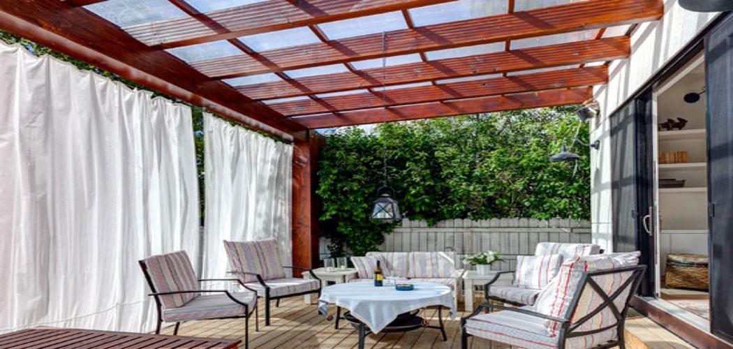 Tus muebles for Terrazas de madera modernas
