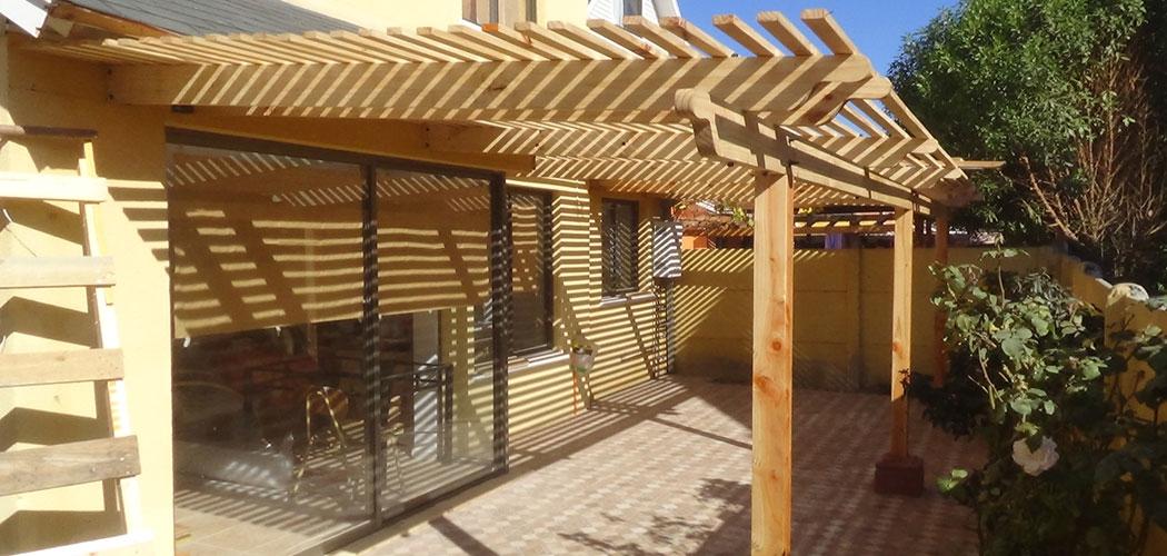 Tus muebles for Cobertizos de madera prefabricados
