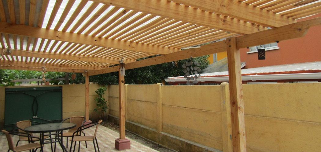 Tus muebles for Cobertizos de madera precios